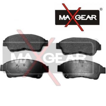 Bremsbelagsatz Bremsbeläge Bremsklötze MAXGEAR Vorderachse 19-0569