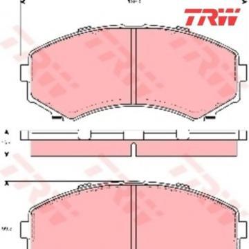 Bremsbelagsatz Bremsbeläge Bremsklötze TRW 23488 GDB3254