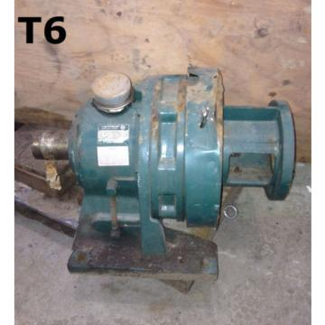 Sumitomo SM-Cylco HC-S-3175 Steel Gear Drive/Speed Reducer 746HP 87:1