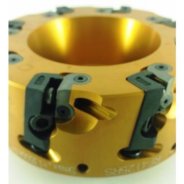 SUMITOMO HIGH SPEED CUTTER FOR ALUMINIUM RF4123RS DIA 125MM 49212#034;