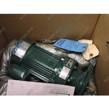 Sumitomo CNVMS034095YBAV 51:1 Speed Reducer 3431 Rpm 230/460V 1/3 HP Motor NIB