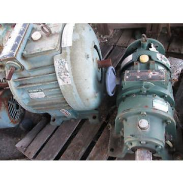 SUMITOMO SM-BIER 10AY SURPLUS  SHAFT IN OUT ADJUSTABLE SPEED DRIVE