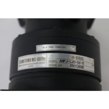 SUMITOMO Used Reducer ANFJ-L20-SV-5, Free Expedited Shipping