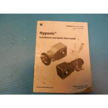 SUMITOMO RNY-1220Y-10 HYPONIC REDUCER HP: 536 RATIO: 10 RPM: 1750 SF: 100