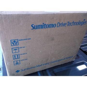 SUMITOMO DRIVE TECHNOLOGY CNFMS05-6075YA-21 CYCLO DRIVE w/ INDUCTION MOTOR