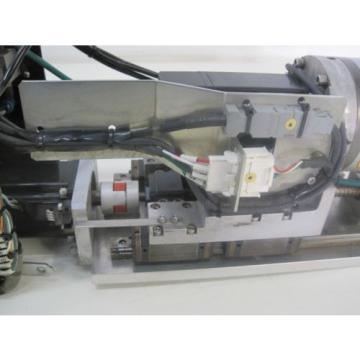 Sumitomo Injection Molder Robotic Arm W/ Kamo BR100SH-20G-S032 Ball Reducer