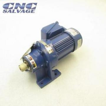 SUMITOMO TC-FX/FB-02A 3 PHASE INDUCTION MOTOR 1/4HP 87:1 CNHM02-6100C-B-87 Origin