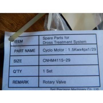 SUMITOMO CYCLO DRIVE CNHM2-4115-29