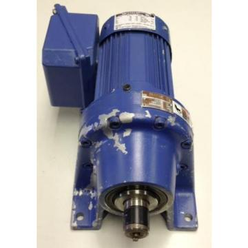 Sumitomo SM-Cyclo CNHM05-6090YA-35 TC-FX 1/2-HP 1750-RPM 3-Phase Induction Motor