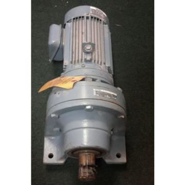 SUMITOMO CYCLO DRIVE CNHM05-4115DB-AV-104 TYPE TC-FV INDUCTION MOTOR 1735RPM Origin