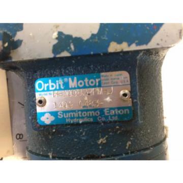 Origin OLD SUMITOMO/EATON H-100B22FM-J HYDRAULIC MOTOR  CQ