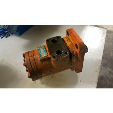 Sumitomo Eaton Hydraulic Orbit Motor H-050BC4F-G, Used, WARRANTY