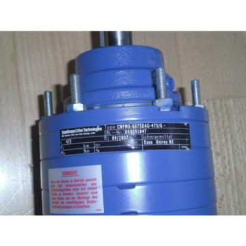 Sumitomo Drive Getriebe CNFMS-6075DAG-473/G mit Kern servomotor + BaumerDreh Neu