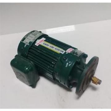 SUMITOMO SM-CYCLO 3 PHASE INDUCTION MOTOR TYPE TC-F