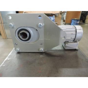 SUMITOMO RIGHTANGLE DRIVE 3 PH INDUCTION MOTOR TYPE TC-FX
