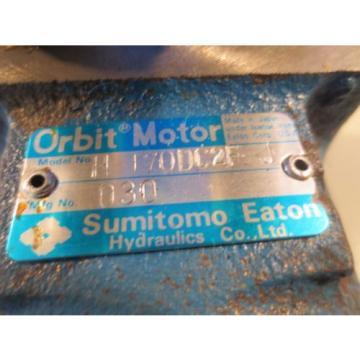 SUMITOMO EATON ORBIT MOTOR H-170DC2F-J