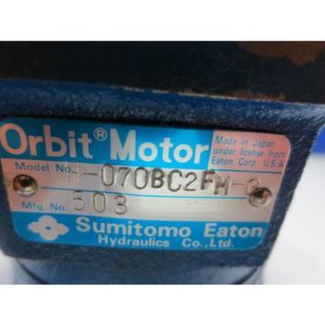 SUMITOMO EATON ORBIT MOTOR H-070BC2FM-G