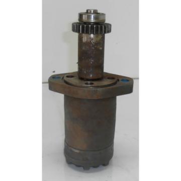 Sumitomo Eaton Hydraulic Orbit Motor, H-100AA2F-J, Used, WARRANTY