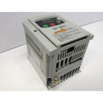 Sumitomo SF3204-A40-W 3 Phase AC Motor Drive Inverter VFD SF-320, 1/2HP 380/460V