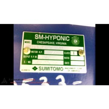 SUMITOMO RNFM02-23L-60, MOTOR 4P, 480V, 1/4 HP, Origin #193150