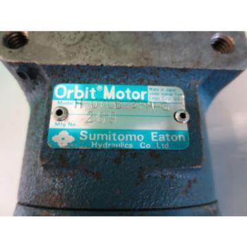 OKUMA LR-15 CNC LATHE SUMITOMO EATON H-070B22FM-G ORBIT MOTOR H070B22FMG