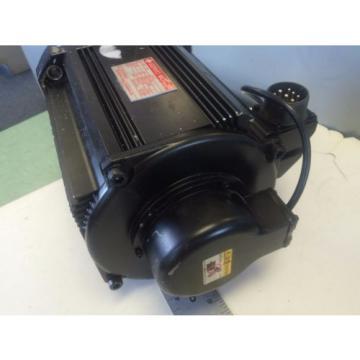 USED SUMITOMO SA615438A2 1530043  SERVO MOTOR,48 KW,8P,200 VOLTS, RPM: 2000 ,AO
