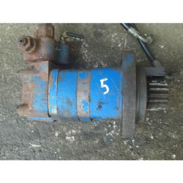 Mini Micro Digger Hydraulic Slew Motor Spare Parts 5 Kubota? sumitomo eaton