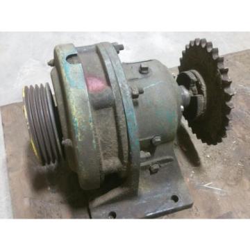 SUMITOMO SM-CYCLO GEARBOX MODEL H56 / RATIO 17 / INPUT HP 151 / RPM 1750