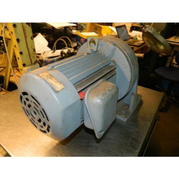 Origin Sumitomo 1 HP Cyclo-Drive GearMotor, 59:1 Ratio, 460V, CNHM1-4115, NNB