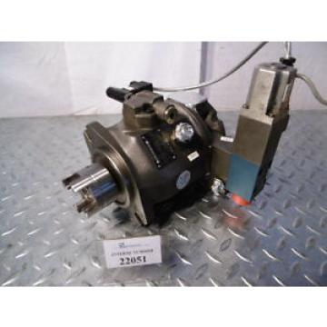 hydraulic pump Rexroth  A10VSO28DFE0/31R, incl control valve STW063-10/2V