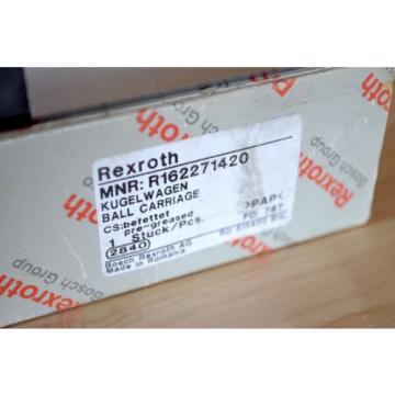 Origin Rexroth R162271420 Size30 Linear Rail Bearing Runner Blocks - THK CNC Router