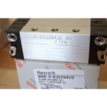 Origin Rexroth R163229420 Size25 Linear Rail Bearing Runner Blocks - THK CNC Router