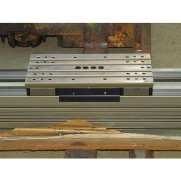 REXROTH MANNESMANN LINEAR SLIDE PART# 1146-200-00  LINEARMODUL MRK 25-145 -Origin-