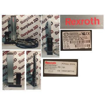 Rexroth Linear Motion Compact Modules with ball screw drive - CKK w/ Motor and D