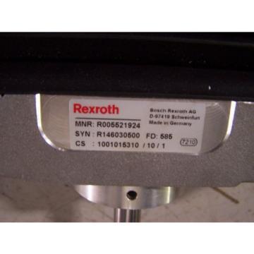 Origin REXROTH R005521924 ROTARY SCREW LINEAR ACTUATOR 1/2#034; DIA SHAFT