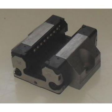 Rexroth STAR 20 1665-894-20 AA08N Linear Roller Guide Rail Block