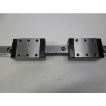 Star Linear Rail, Length: 820mm, Size: 20 w/2 Bearing Blocks 1622-81X-10 x=2/3/4