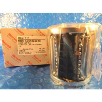 Rexroth R065825040 Compact Linear Bushing, CB-50UU