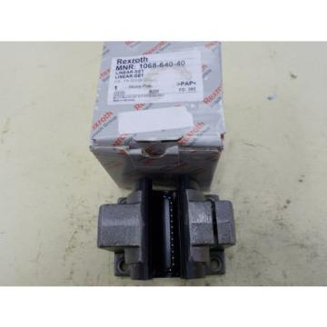 Bosch Rexroth Star Linear Set 1068-640-40