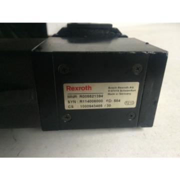 Rexroth Linearführung MNR-R005521394