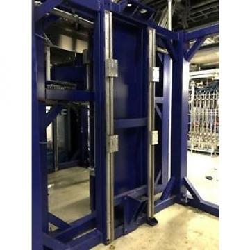 REXROTH - Super-Kugelbüchsen Stahlwelle Wellenunterstützung - Tandem-Linear-Set
