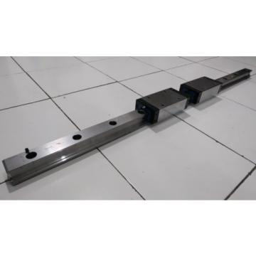 Linear motion guide set R162341210 rail length 1150mm Rexroth
