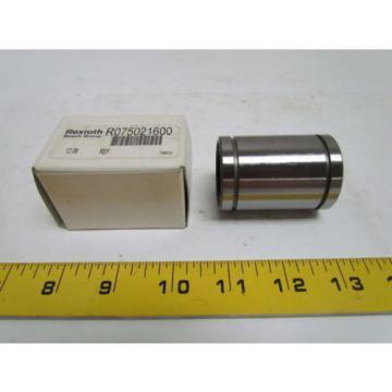 Rexroth Bosch R075021600 0750-216-00 Star Linear Motion Bearing NIB