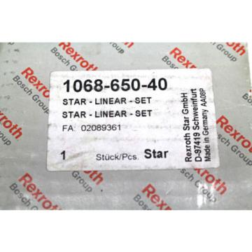 BOSCH REXROTH STAR Linear-Set 1068-650-40