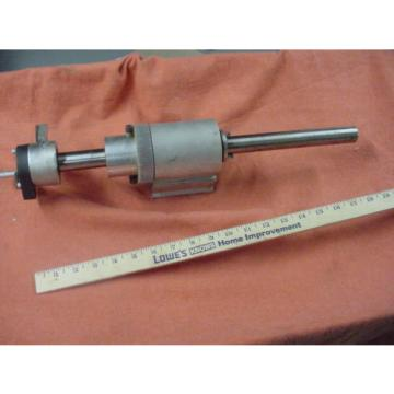 Bosch Rexroth Indexer and Linear Slide Bearing Assembly CNC Free Shipping