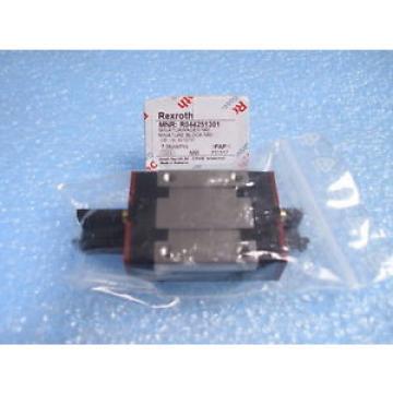 Rexroth  Linear Lagereinheit Miniaturführungswagen  R044251301 OVP