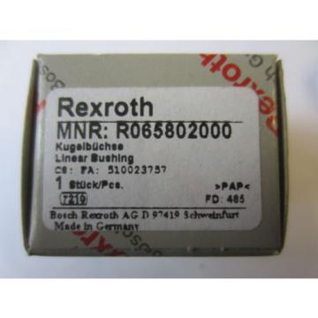 Rexroth Kugelbüchse Linear Bushing R065802000 Kugellager Rillenkugellager Lager