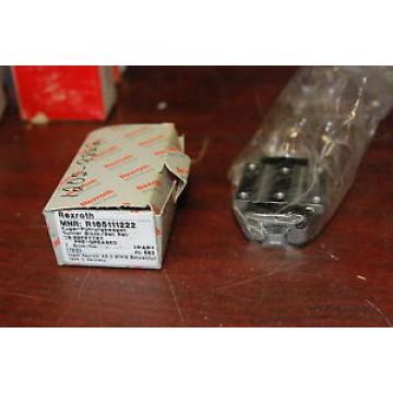 Rexroth R165111222, Linear Bearing   origin in Box