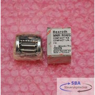 Rexroth Kugelbüchse / Linear Bushing Typ R065802000 Neu in OVP