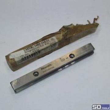 REXROTH R160510431 Länge: 136 mm Führungsschiene Linearschiene